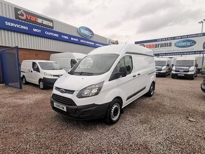 Ford Transit Custom Panel Van 2.2 TDCi 330 L1 H1 5dr