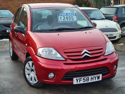 Citroen C3 Hatchback Sensodrive Stop & Start 1.4