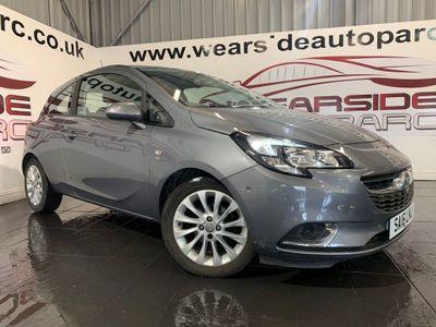 Vauxhall Corsa Hatchback 1.4i ecoFLEX SE 3dr