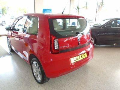 SKODA Citigo Hatchback 1.0 SE L ASG 5dr
