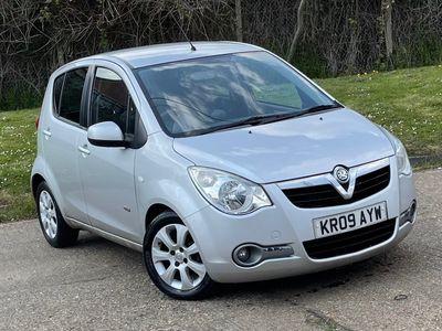 Vauxhall Agila Hatchback 1.2 i 16v Design 5dr (a/c)
