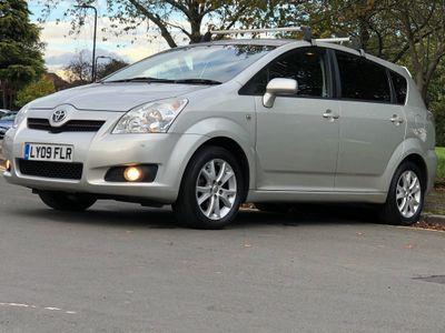 Toyota Corolla Verso MPV 1.8 VVT-i SR 5dr