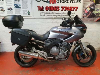 Yamaha TDM900 Sports Tourer 900