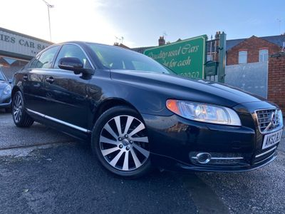 Volvo S80 Saloon 1.6 D2 SE Powershift 4dr