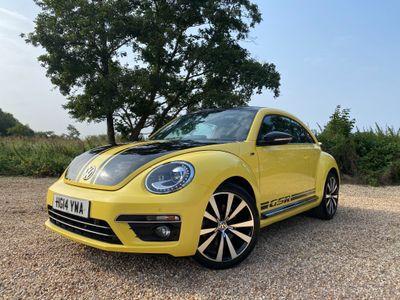Volkswagen Beetle Hatchback 2.0 TSI GSR 3dr