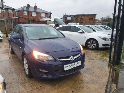 Vauxhall Astra Hatchback 1.7 CDTi ecoFLEX 99g ES (s/s) 5dr