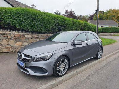 Mercedes-Benz A Class Hatchback 1.6 A160 AMG Line (Premium) 7G-DCT (s/s) 5dr