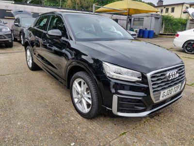 Audi Q2 SUV 1.0 TFSI 30 S line (s/s) 5dr