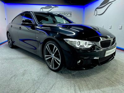 BMW 4 Series Gran Coupe Saloon 3.0 435d M Sport Gran Coupe xDrive 5dr