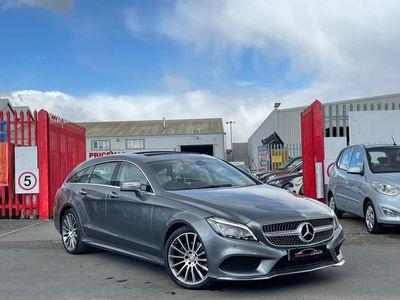 Mercedes-Benz CLS Estate 2.1 CLS220d AMG Line (Premium Plus) Shooting Brake G-Tronic+ (s/s) 5dr