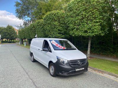 Mercedes-Benz Vito Panel Van