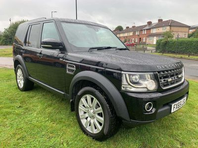 Land Rover Discovery 4 SUV 3.0 SD V6 SE Panel Van 5dr