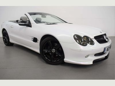 Mercedes-Benz SL Class Convertible 3.7 SL350 Sequential 2dr