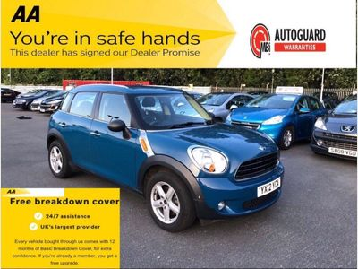 MINI COUNTRYMAN Hatchback 1.6 One (Salt) 5dr