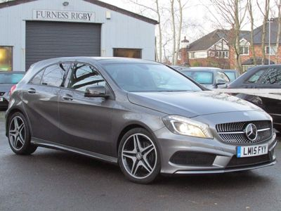 Mercedes-Benz A Class Hatchback 2.1 A200 CDI A200 Night Edition 7G-DCT 5dr