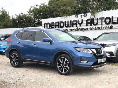 Nissan X-Trail SUV 1.3 DIG-T Tekna DCT Auto (s/s) 5dr