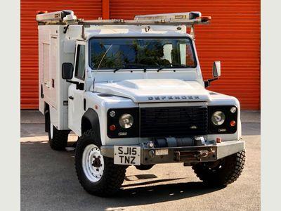 Land Rover Defender 130 Pickup 2.2 D Crewcab Pickup 4dr