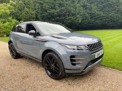 Land Rover Range Rover Evoque SUV 2.0 P250 MHEV First Edition Auto 4WD (s/s) 5dr