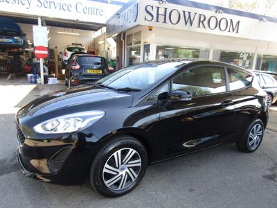 Ford Fiesta Hatchback 1.1 Ti-VCT Style (s/s) 3dr