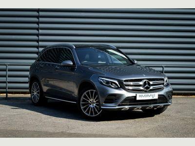 Mercedes-Benz GLC Class SUV 2.1 GLC250d AMG Line (Premium) G-Tronic+ 4MATIC (s/s) 5dr