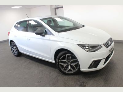 SEAT Ibiza Hatchback 1.0 TSI XCELLENCE Lux DSG (s/s) 5dr GPF