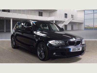 BMW 1 Series Hatchback 2.0 118d Performance Edition 5dr