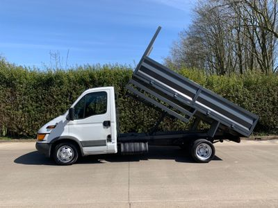 Iveco Daily Tipper 35 c12 3.5 ton tipper