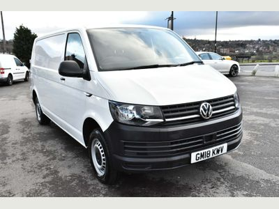 Volkswagen Transporter Panel Van 2.0 TDI T28 BlueMotion Tech Startline (Business) FWD 5dr