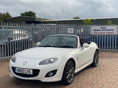 Mazda MX-5 Convertible 1.8 Venture Edition 2dr