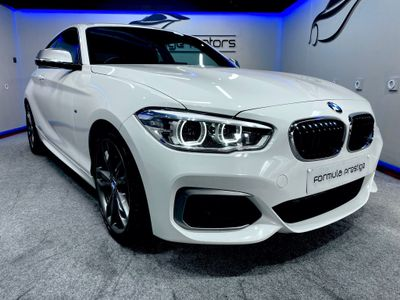 BMW 1 Series Hatchback 3.0 M135i (s/s) 3dr