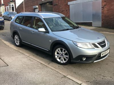 Saab 9-3 Estate 2.0 T X SportWagon XWD 5dr