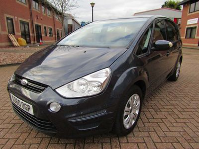 Ford S-Max MPV 2.0 LX DURATEC 7 SEATER 5 DR PETROL