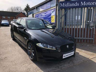 Jaguar XF Saloon 3.0 TD V6 S Premium Luxury (s/s) 4dr