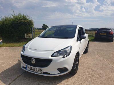 Vauxhall Corsa Hatchback 1.4i ecoTEC Griffin 3dr
