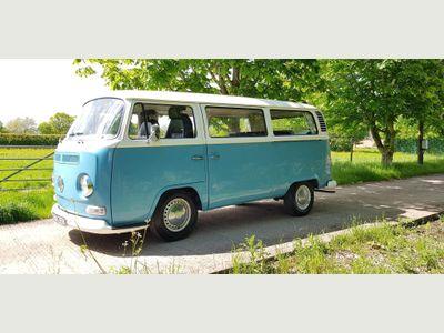 Volkswagen Transporter Unlisted TRANSPORTER T2 BAY WINDOW CAMPER