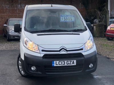 Citroen Dispatch MPV 2.0 HDi L1H1 Combi SX 5dr