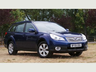 Subaru Outback Estate 2.5 i SE Lineartronic AWD 5dr