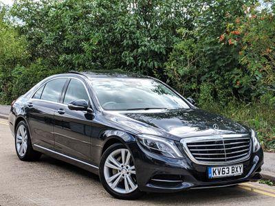 Mercedes-Benz S Class Saloon 3.0 S350L CDI BlueTEC SE Line (Executive) 7G-Tronic Plus (s/s) 4dr