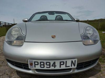Porsche Boxster Convertible 2.5 986 2dr