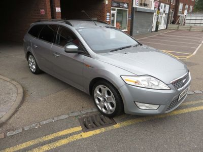 Ford Mondeo Estate 1.8 TDCi Titanium 5dr