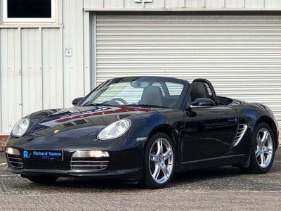 Porsche Boxster Convertible 2.7 987 Sport Edition 2dr
