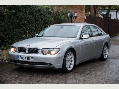 BMW 7 Series Saloon 3.0 730i Sport 4dr