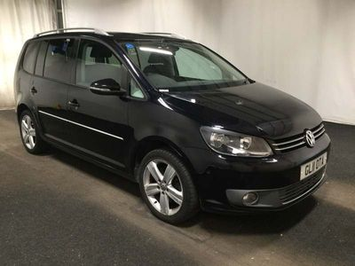 Volkswagen Touran MPV 2.0 TDI Sport DSG 5dr (7 Seats)