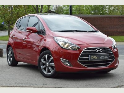 Hyundai ix20 Hatchback 1.4 Blue Drive Premium (s/s) 5dr