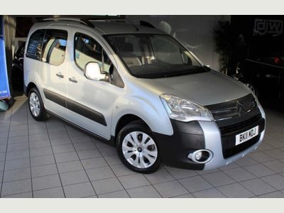 Citroen Berlingo MPV 1.6 TD XTR Estate 5dr