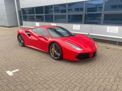 Ferrari 488 Coupe 3.9T V8 GTB F1 DCT (s/s) 2dr