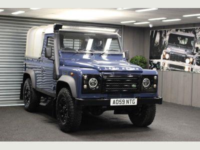 Land Rover Defender 90 Pickup 2.4 TDCi Pick-Up 4WD SWB 2dr
