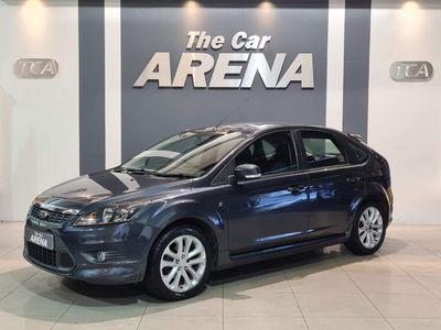 Ford Focus Hatchback 1.6 Zetec S 5dr