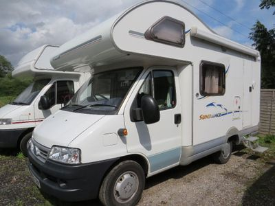 Swift Sundance 530 L Coach Built **SORRY NOW SOLD**