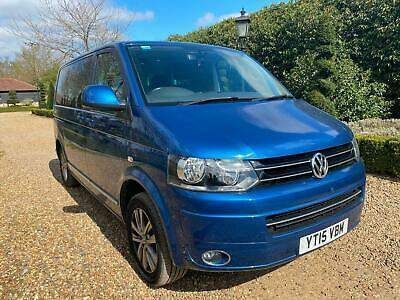 Volkswagen Caravelle MPV 2.0 TDI BlueMotion Tech Executive Bus DSG 4dr (SWB, 7 Seats)
